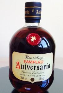 Pampero Aniversario Reserva Exclusiva rum review by the fat rum pirate