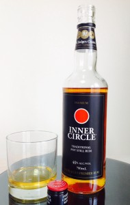 Inner Circle Red Dot Rum review by the fat rum pirate