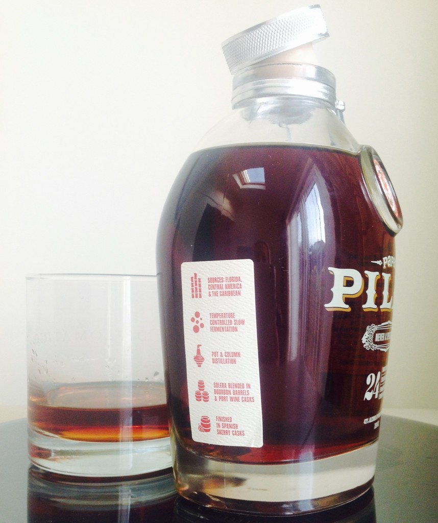Rum Review – Papa's Pilar Blonde and Dark Rums – It's just ...
