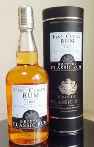 Bristol Cuban Rum Review by the fat rum pirate