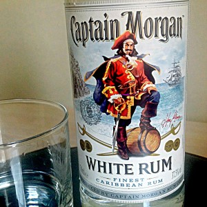 Captain morgan white rum for White rum with coke
