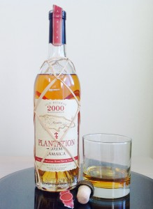 Plantation Jamaica 2000 rum review by the fat rum pirate