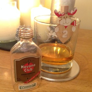 Havana Club Anejo Especial rum review by the fat rum pirate