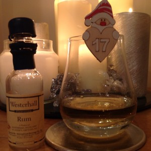 Westerhall Plantation Rum Review by the fat rum pirate