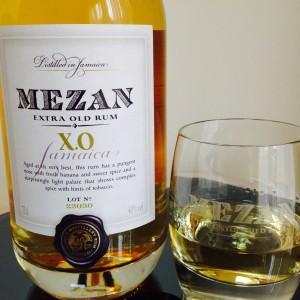 Mezan Jamaica XO Rum Review by the Fat Rum Pirate
