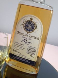 Duncan Taylor Jamaica Long Pond 200 Single cask rum review by the fat rum pirate