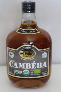 Cambeba Cachaca Organica 10 Year Old Rum review by the fat rum pirate