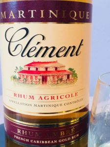 Rhum Clement Rhum Ambre Rum review by the fat rum pirate