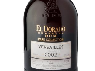 El Dorado Versailles Rare Collection rum review by the fat rum pirate