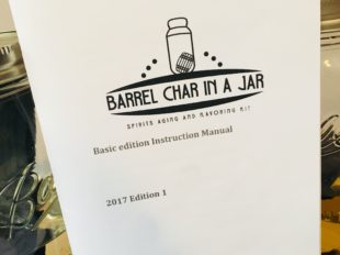 Barrel Char in a Jar Review by the fat rum pirate