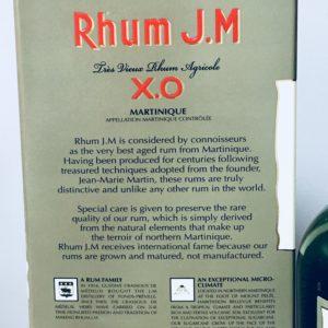 Rhum J.M XO Rum Rhum Review by the fat rum pirate