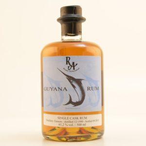 rum artesenal guyana review by the fat rum pirate